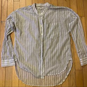 Madewell button down shirt size S
